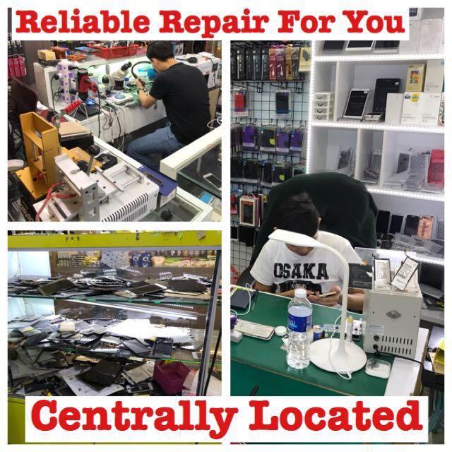 Huawei Repair, iPhone X Samsung Phone OPPO Redmi LCD Repair