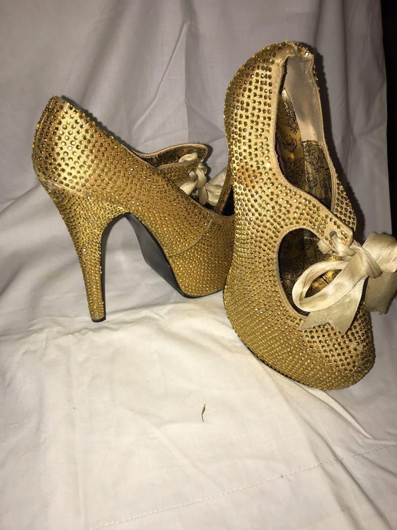 """Pleaser """"Bordello"""" shoes"""