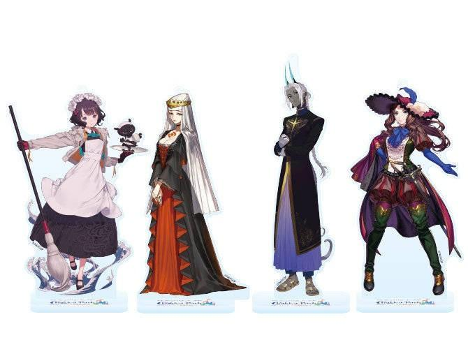 CLOSED] Fate/Grand Order FGO Fes 2019 4th Anniversary