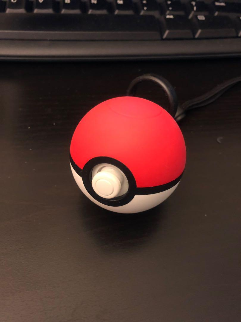 Poke Ball Plus for Pokemon Go, Pokemon: Lets Go Pikachu! and Lets Go Eevee!