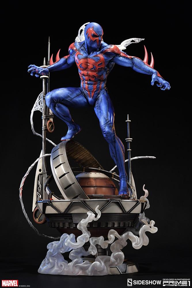 Prime 1 Spider-Man 2099 Sideshow Exclusive