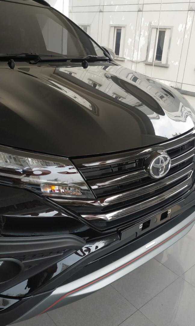 Promo Agustus New Toyota Agya, Calya, Avanza, Veloz, Innova, Rush, Yaris, Fortuner