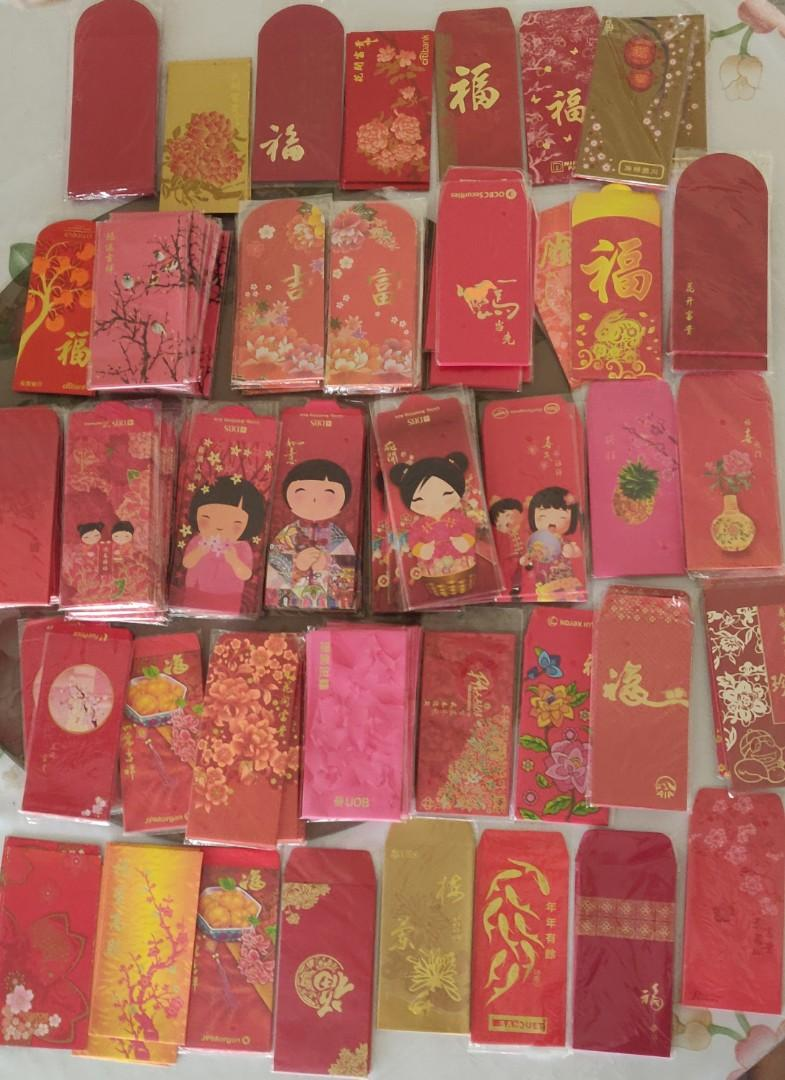 Red Packets/Hong Bao Paper