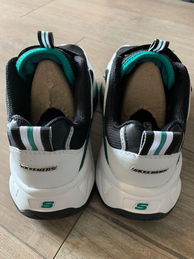 SKECHERS D LITES系列休閒運動鞋