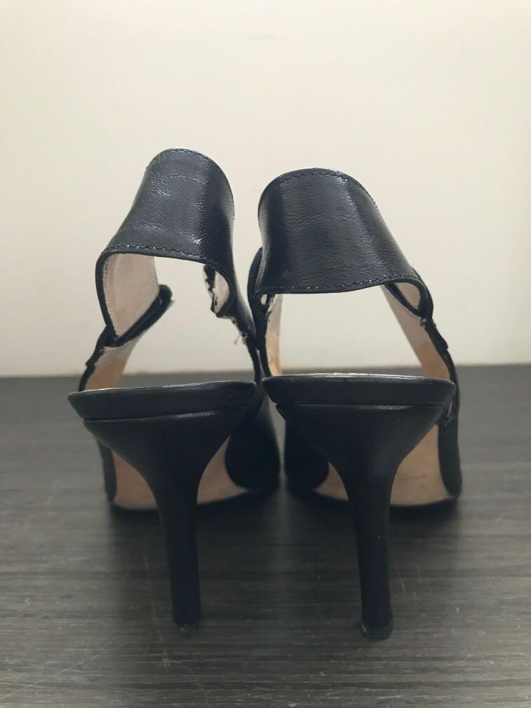 Strenesse Gabriele Strehle黑色高跟鞋