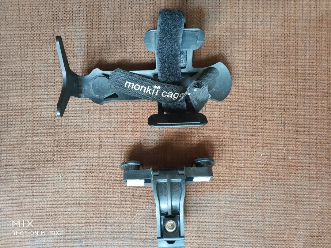 Used monkii water bottle holder