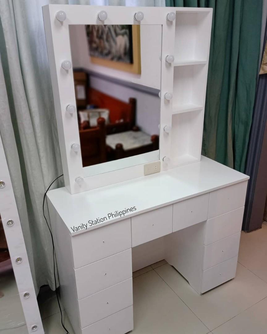 Vanity Station Dresser And