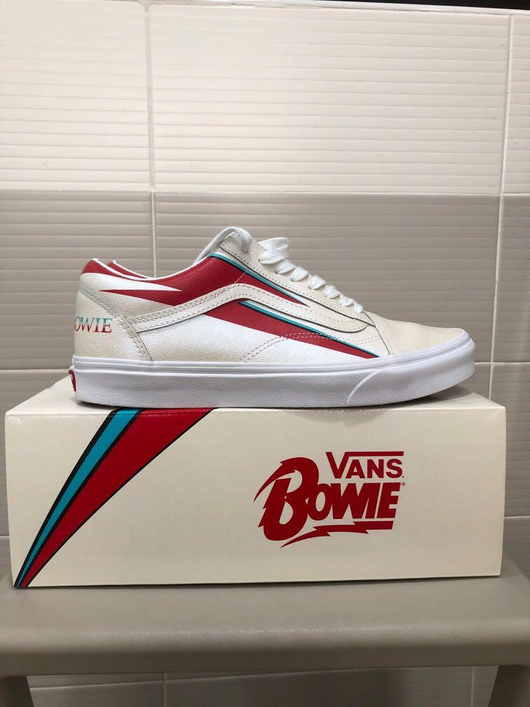 Vans Old Skool David Bowie Aladdin Sane