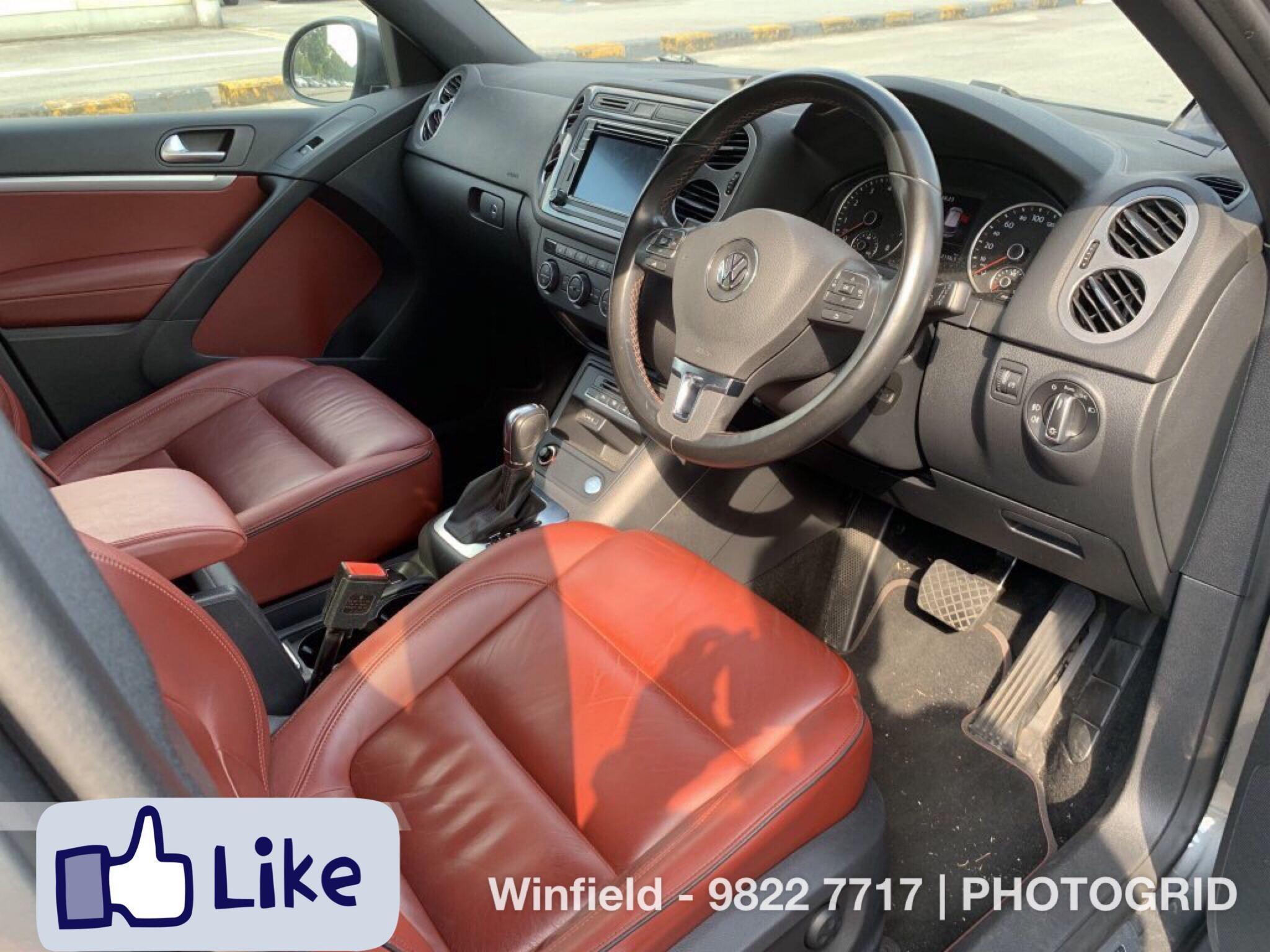 Volkswagen Tiguan 1.4 TSI DSG Auto