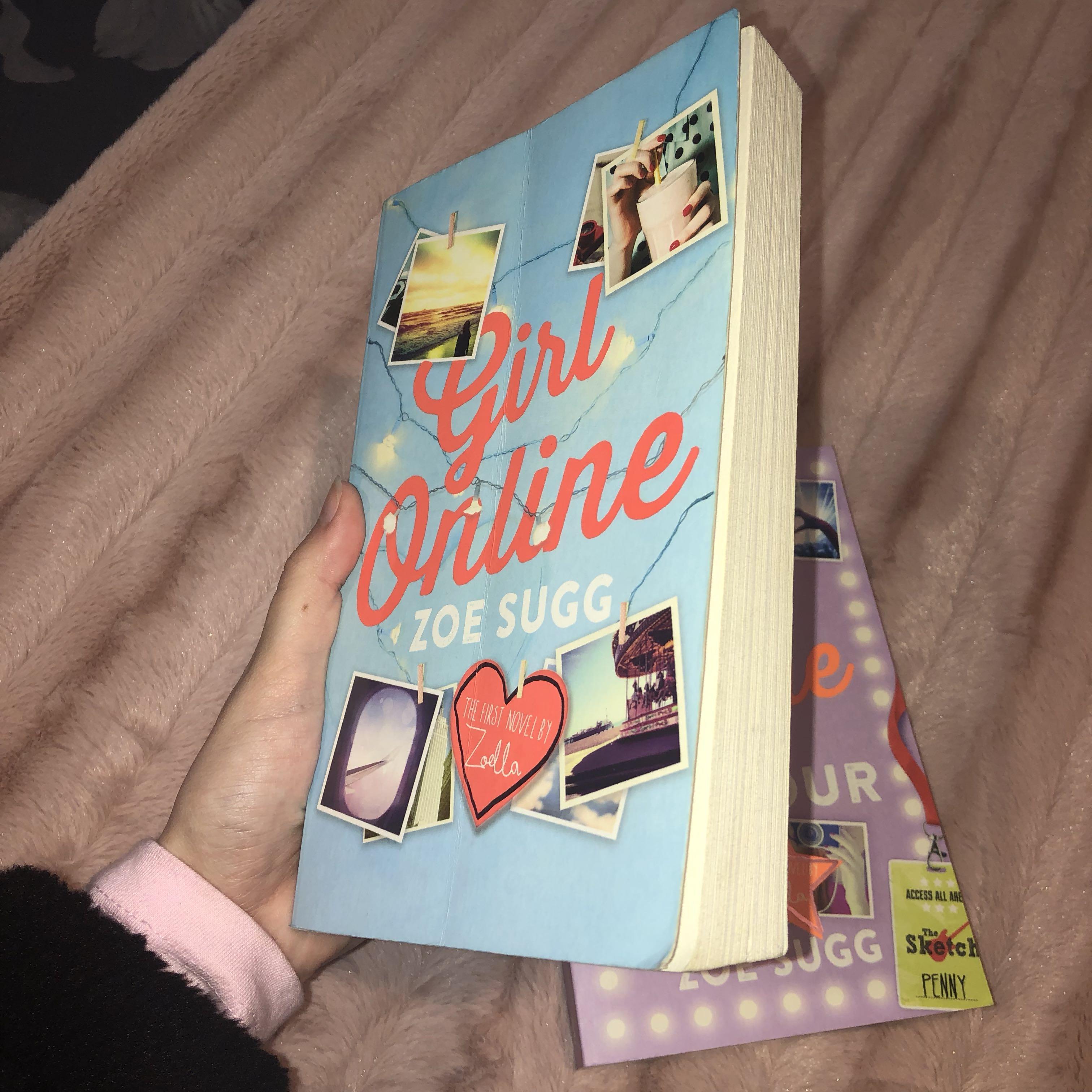 Zoella books
