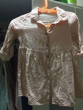 Next dress (tag gunting) 18-24m