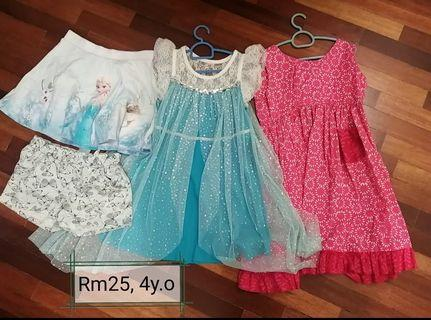 Dress & others