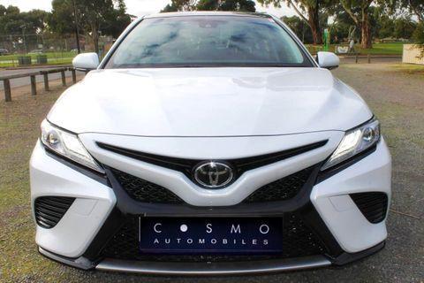 Brand New Toyota Camry Sports Hybrid