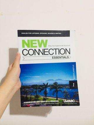 New connection essentials book1
