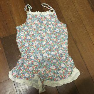 Ralph Lauren Floral Jumpsuit