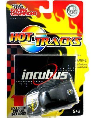 2001 Racing Champions Hot Tracks: Incubus 1971 Plymouth Barracuda