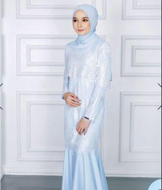 [FOR RENT] Laila dress Akad collection