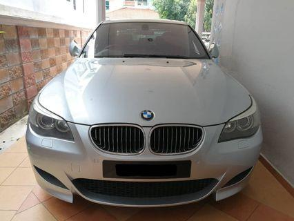 BMW M5 E60 5.0 Ori sambung bayar