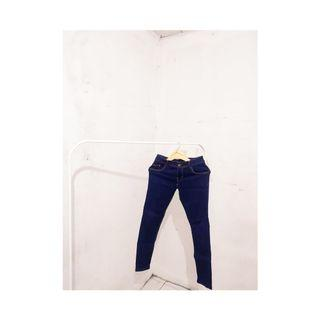 Skinny Jeans (Navy Blue)