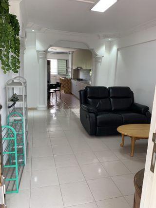 Hougang 3 Room Flat Rental - Whole Unit