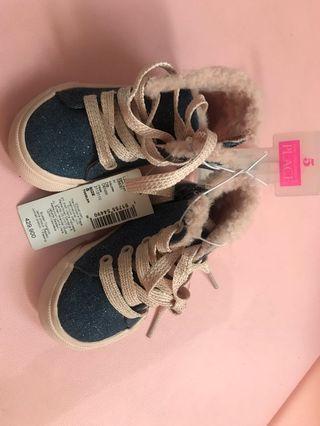 Sepatu Bayi Toodler Denim sz 5 (12bln-24bln)
