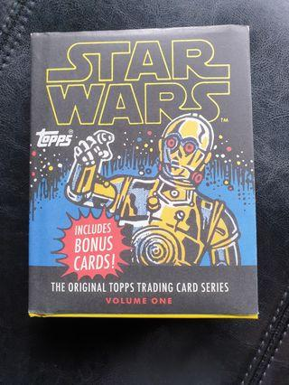 Star Wars: The Original Topps Trading Card Series. Volume One