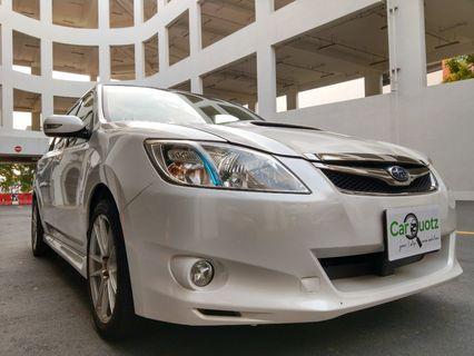 Subaru Exiga 2.0 GT Auto