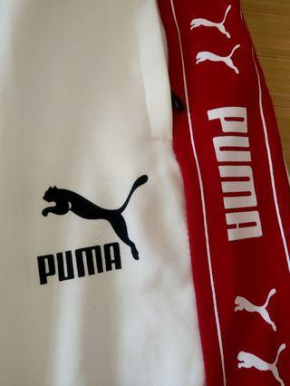 Puma串標褲 uniqlo長褲