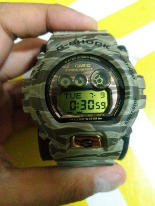 Casio G-shock GDX6900TC-5