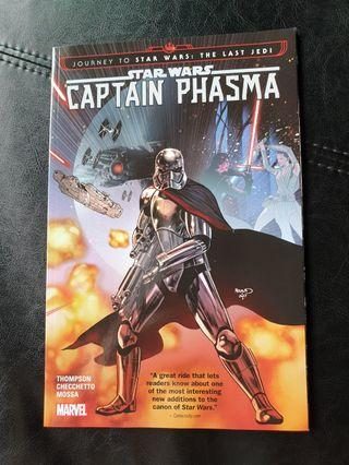 Jorney to Star Wars: The Last Jedi: Captain Phasma