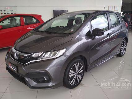 Jazz RS Cvt, Promo HUT RI