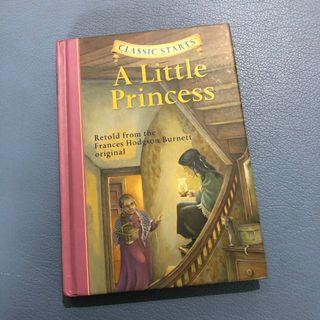 #joinoktober A Little Princess illustrated novel