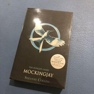 #joinoktober Mockingjay - The Hunger Games trilogy