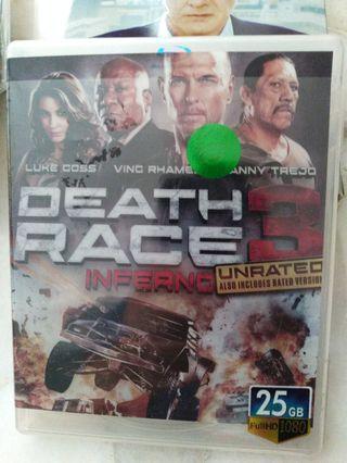 Bluray  Death race 3 inferno