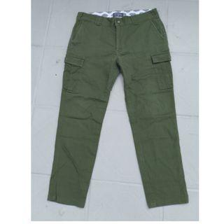 Dickies W32軍綠口袋工作褲