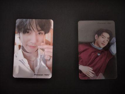[ WTS ] GOT7 - Present : You photocards