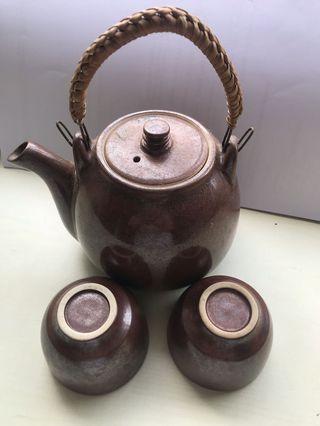 🚚 Teapot & Cup Set