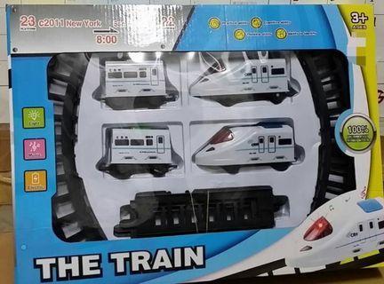 軌道小火車