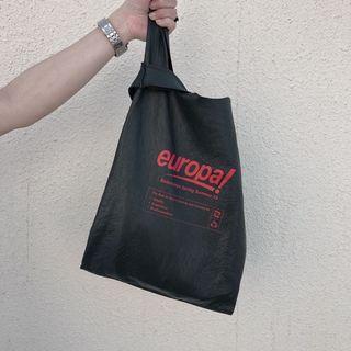<二手良品> 代售 Balenciaga Black Europa Supermarket 購物袋 包