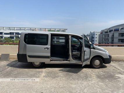 Citroen Dispatch Van
