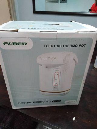 Faber -electric thermo pot