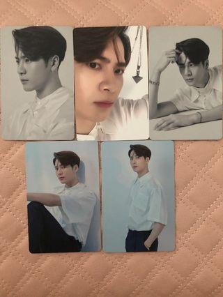 GOT7 Keep Spinning Trading Cards