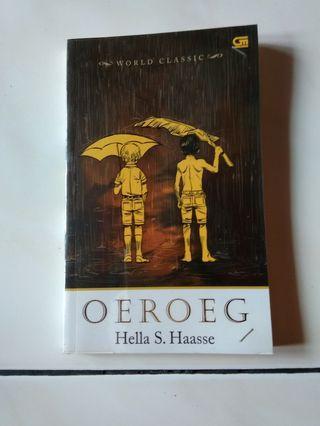Novel Oeroeg by Hella S Haase