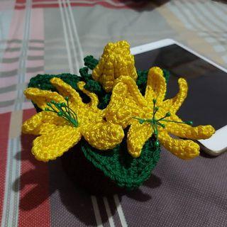Bunga rajut