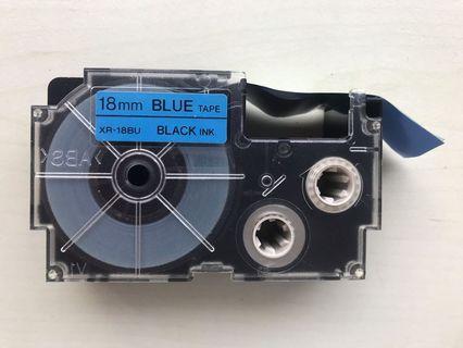 Tape Cassette (For Casio Labelling Machine)