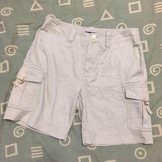 私物 Ralph Lauren polo 米色 短褲