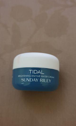 Sunday riley brightening enzyme water cream (8ml)
