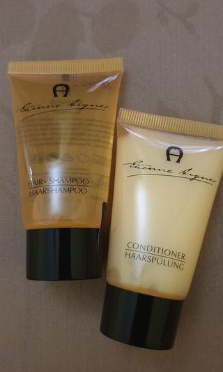 Aigner shampoo & conditioner (30ml)