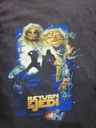Vintage star wars return of the jedi