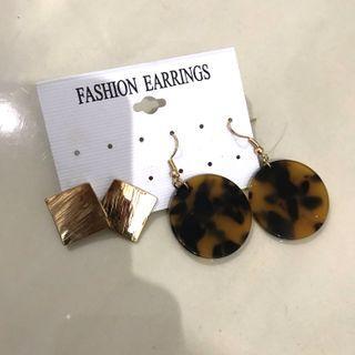 H&M Set Earings